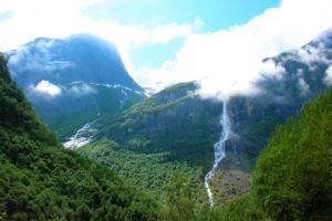 Parque Nacional de Jostedal, Noruega