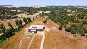 Localización del Mosaico de Noheda, Cuenca