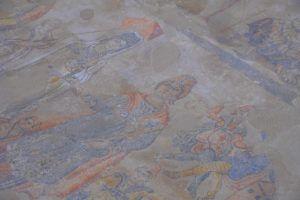 Detalle del Mosaico de Noheda, Cuenca