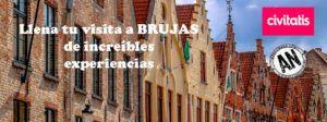 Descubre Brujas con Civitatis