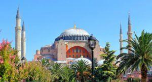 Mezquita-Catedral de Santa Sofía, Lugares imprescindibles de Estambul