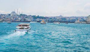 Crucero por el Bósforo, Lugares imprescindibles de Estambul