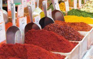 Bazar de las especias, Lugares imprescindibles de Estambul