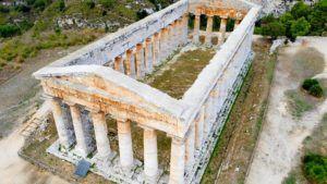 Segesta, qué ver en el Templo griego inacabado de Sicilia