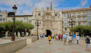 Arco de Santa María, imprescindible qué ver en Burgos