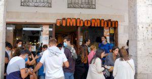 Tapeando en el Rimbombin de Burgos