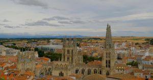 Vistas desde el Castillo de Burgos, una parada imprescindible qué ver