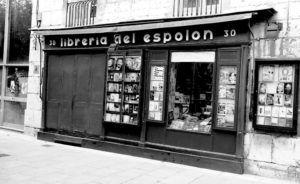 Tiendas eternas en el Paseo del Espolón, Burgos