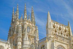 Pináculos de la Catedral de Burgos, un imprescindible qué ver