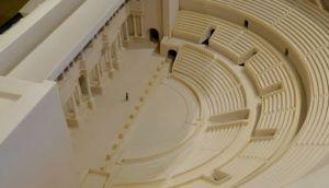 Maqueta del Museo del Teatro, Zaragoza