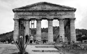 Templo griego de Segesta, Sicilia
