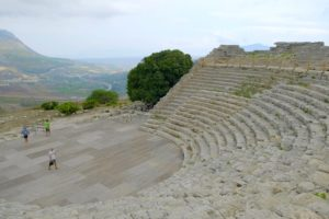 Qué ver y cómo llegar Teatro de Segesta, Sicilia