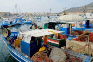 Puerto de Isla Favignana, Sicilia