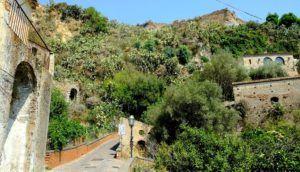 Calles de Savoca, Sicilia