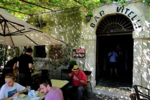 Bar Vitelli de Savoca, Sicilia