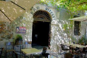 """Bar Vitelli, usado como localización en el rodaje de """"El Padrino"""""""