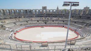Anfiteatro romano de Arles