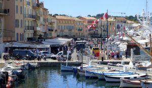 Saint-Tropez, lujo, lujo y más lujo