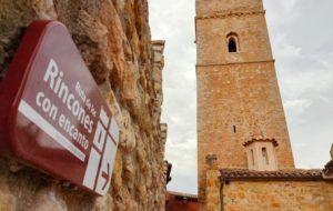 Anento, uno de los pueblos más bonitos de España