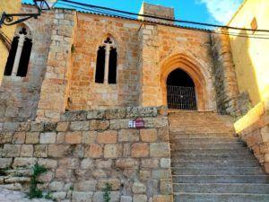 Iglesia de San Blas de Anento