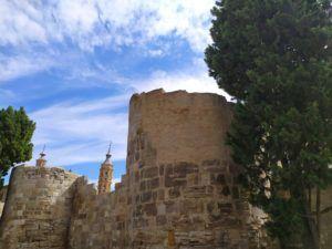 Murallas romanas de la Av. Cesar Augusto, Zaragoza