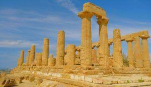 Templo de Juno, Valle dei Templi di Agrigento