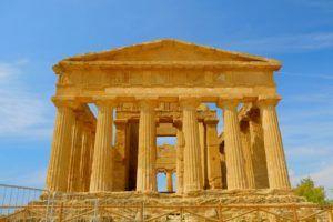 Templo de la Concordia, Valle dei Templi di Agrigento