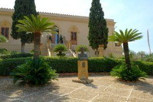 Jardines Kolymbethra, Agrigento, Sicilia
