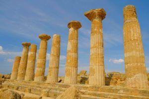 Templo de Heracles, Valle dei Templi di Agrigento