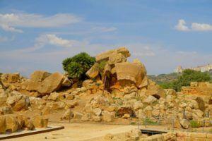 Templo de Zeus Olímpico, Valle dei Templi di Agrigento