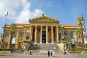 Teatro Massimo, imprescindible qué ver en Palermo
