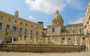 Piazza Pretoria y la Fontana della Vergogna, Imprescindibles en Palermo