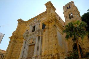 La Martorana o Iglesia de Santa María del Almirante, Palermo