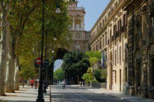 Palacio de los Normandos, Palermo