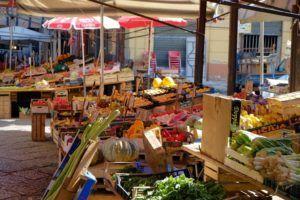 Mercado di Ballaro, Palermo. Sicilia