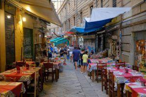 Il Mercato della Vucciria, Palermo