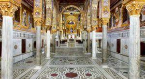 Capilla Palatina, Palermo