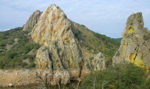 Vistas desde el Mirador del Salto del Gitano, Monfragüe