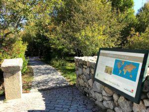 Arboreto Giner de los Ríos, Valle del Paular
