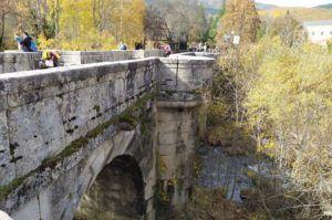 Puente del Perdón, Valle del Paular