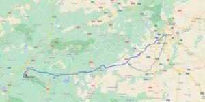 Cómo llegar a Monfragüe desde Madrid