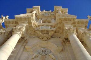 Duomo de Siracusa, Piazza del Duomo