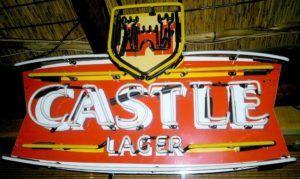 Castle Lager, una de las cervezas más consumidas de África