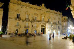 Palacio de Benaventano del Bosco, Siracusa, Sicilia