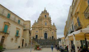 Piazza del Duomo, Ragusa, Sicilia