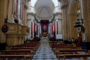Doumo de Ragusa, la Catedral de San Giorgio