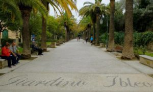 Giardino Ible, Ragusa, Sicilia