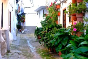 Calle del Rabilero, qué ver en la judería de Hervás