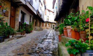 San Martín de Trevejo, el encanto de la arquitectura serrana