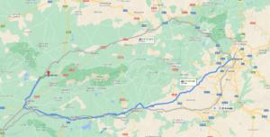 Cómo llegar a Hervás desde Madrid